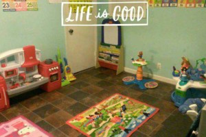 Photo #1: Licensed home daycare. Life is good!