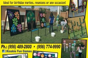 Photo #8: KIOSKIE FUN - RENTAL GAMES FOR PARTIES