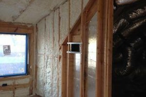 Photo #1: Spray Foam Insulation will save you $$$! Call J & R Pro Foam Insulation