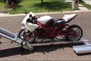 Photo #6: Thor Motorcycle Hauling