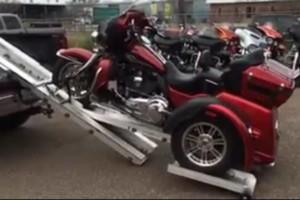 Photo #4: Thor Motorcycle Hauling