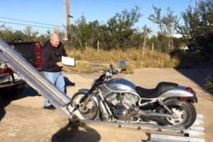 Photo #2: Thor Motorcycle Hauling