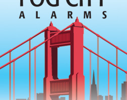 Photo #1: Fog City Alarms. Security Systems. Mobotix High Res Video Systems. Monitoring