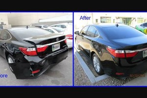 Photo #11: The Dent Guy. MOBILE DENT, SCRATCH, & BUMPER REPAIRS!!!