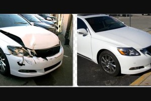 Photo #9: The Dent Guy. MOBILE DENT, SCRATCH, & BUMPER REPAIRS!!!