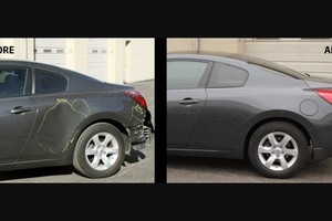 Photo #8: The Dent Guy. MOBILE DENT, SCRATCH, & BUMPER REPAIRS!!!