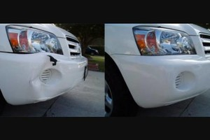 Photo #6: The Dent Guy. MOBILE DENT, SCRATCH, & BUMPER REPAIRS!!!