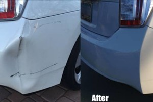 Photo #5: The Dent Guy. MOBILE DENT, SCRATCH, & BUMPER REPAIRS!!!