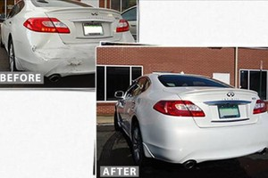 Photo #4: The Dent Guy. MOBILE DENT, SCRATCH, & BUMPER REPAIRS!!!