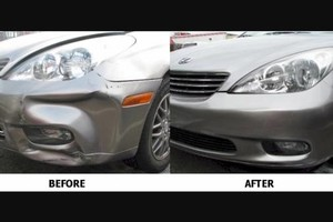 Photo #3: The Dent Guy. MOBILE DENT, SCRATCH, & BUMPER REPAIRS!!!