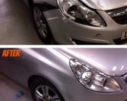 Photo #2: The Dent Guy. MOBILE DENT, SCRATCH, & BUMPER REPAIRS!!!