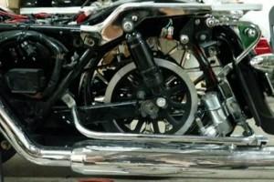 Photo #4: Harley Davidson. Air Ride Kit  $599.00 (installed)