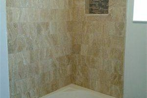Photo #4: Tile installation by professional (Custom Bathroom)