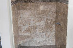 Photo #3: Tile installation by professional (Custom Bathroom)