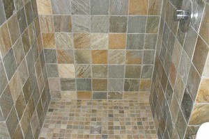 Photo #1: Tile installation by professional (Custom Bathroom)