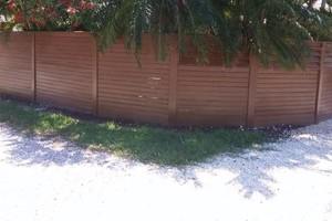 Photo #5: PAINTER CHRIS - fences, sidewalks, porches, patios
