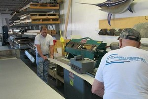 Photo #3: Campbell Roofing & Sheet Metal