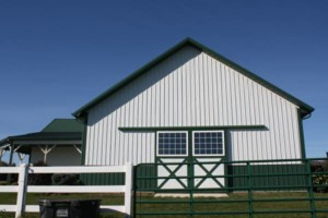 Photo #2: 12' x 12' Matted Stalls. Horse Boarding - $250/month