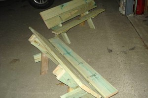 Photo #6: Outdoor Accessories - WoodWorx LLC
