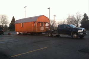Photo #2: Shed moving service