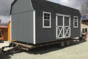 Photo #1: Shed moving service
