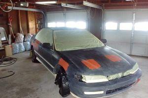 Photo #12: Body and paint repair