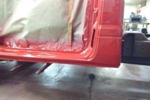 Photo #3: Body and paint repair