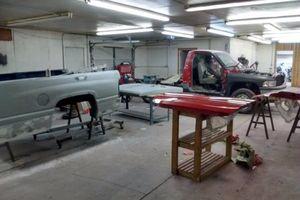 Photo #2: Body and paint repair