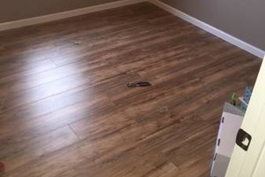 Photo #8: Custom Flooring and More - laminate, vinyl, tile...