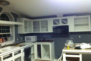 Photo #4: NO MONEY UPFRONT!25 YRS. EXP PAINTING/CABINET STAINING!