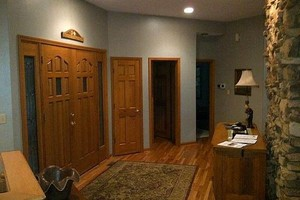Photo #1: NO MONEY UPFRONT!25 YRS. EXP PAINTING/CABINET STAINING!