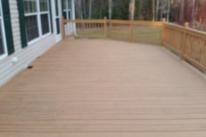 Photo #6: MJF Deck and Fence