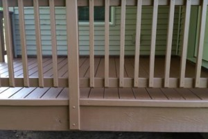 Photo #4: MJF Deck and Fence