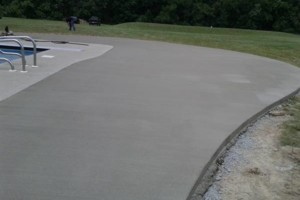 Photo #24: RENKENBERGER CONSTRUCTION. Drywall work & Driveway Grading