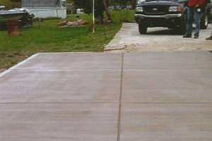 Photo #20: RENKENBERGER CONSTRUCTION. Drywall work & Driveway Grading