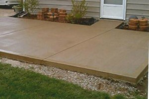 Photo #19: RENKENBERGER CONSTRUCTION. Drywall work & Driveway Grading