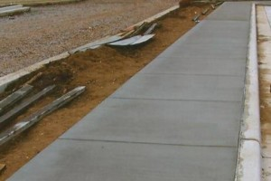 Photo #18: RENKENBERGER CONSTRUCTION. Drywall work & Driveway Grading