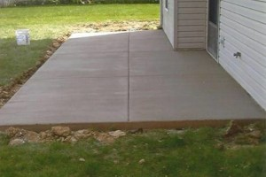 Photo #17: RENKENBERGER CONSTRUCTION. Drywall work & Driveway Grading