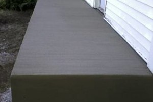 Photo #12: RENKENBERGER CONSTRUCTION. Drywall work & Driveway Grading