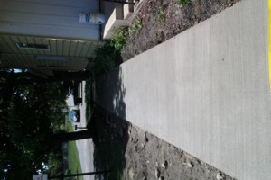 Photo #11: RENKENBERGER CONSTRUCTION. Drywall work & Driveway Grading