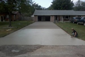 Photo #5: RENKENBERGER CONSTRUCTION. Drywall work & Driveway Grading
