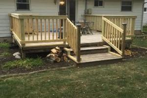 Photo #6: Leichty's Deck Restoration
