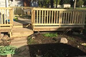 Photo #5: Leichty's Deck Restoration