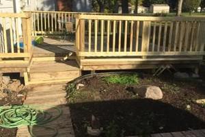 Photo #4: Leichty's Deck Restoration