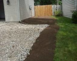 Photo #3: Bork Landscaping, llc. Landscaping/Tree Removal