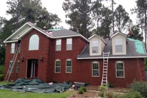Photo #1: ROOF INSTALLATION AND REPAIRS. FREE ESTIMATES