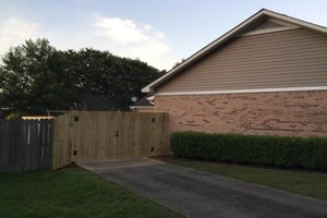 Photo #3: FENCE WORK BY PROFESSIONAL