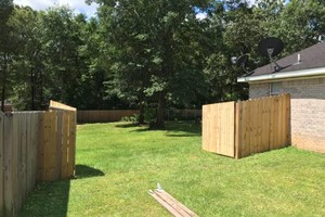 Photo #2: FENCE WORK BY PROFESSIONAL