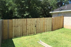 Photo #1: FENCE WORK BY PROFESSIONAL