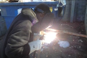 Photo #1: MIG and FLUXCORE Affordable Welding